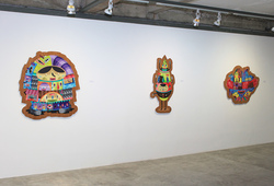 """Goodness"" Installation View #2"
