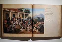 Dialog Pangeran Diponegoro - Raden Saleh - Bung Karno