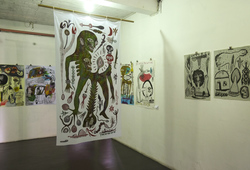 """Gombal"" Exhibition View #2"