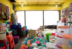 Penjual Peralatan Rumah Tangga (Seri Meminjam Mata dan Melihat Ruang)