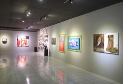 Pameran Pra Biennale - Biennale Jogja XIV Equator #4 'Exhibition View'