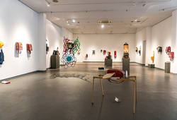 """FIELD TRIP PROJECT ASIA: DEPARTURE EDITION"" INSTALLATION VIEW"