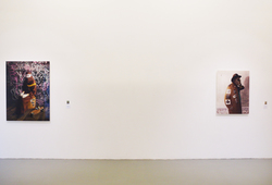 """The Social Realism of Agan Harahap"" Installation View"