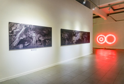 """Wimba Kala"" Installation View 3"