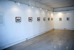 Overlapping Perspective - Exhibition View 1