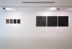 """That Was Then, This Is Now"" Installation View"