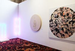 """Art Sampoerna: Flow Into Now"" Installation View"