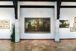 """Hidup Mengalun Dendang"" Installation View #1"