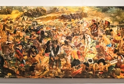The Battle of Sultan Agung and Jan Pieterseen Coen