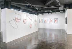"""I Too Am Untranslatable"" Installation View #2"