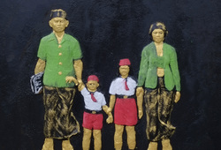Indonesian Family Potrait Series #12