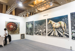 Art Serpong Gallery - Installation View