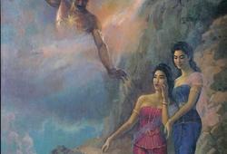 Gatotkaca dengan Anak-anak Arjuna, Pergiwa-Pergiwati