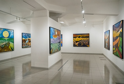 Arus Balik Cakrawala 2017 - Installation View #3