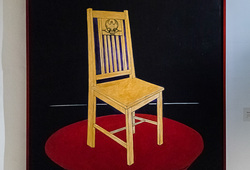 The Golden Chair
