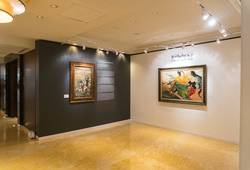 """Sotheby's Hong Kong Autumn Sales 2017 Preview"" Installation View"