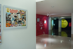 """ICAD8Murni?"" Installation View"