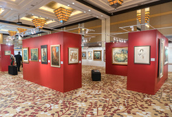"""Christie's Hong Kong Preview - Asian Contemporary Art Collection"" Installation View #1"