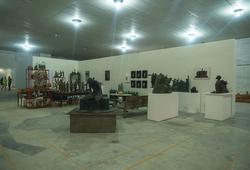 """""""Dolorosa Sinaga at Jakarta Biennale 2017: Jiwa"""" Installation View #1"""