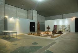 """Hendrawan Riyanto at Jakarta Biennale 2017: Jiwa"" Installation View #1"