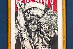 Poster Marsinah
