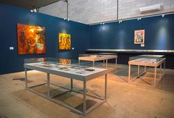 """Semsar Siahaan at Jakarta Biennale 2017: Jiwa"" Installation View #2"
