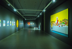 """ICONIC"" Installation View #3"
