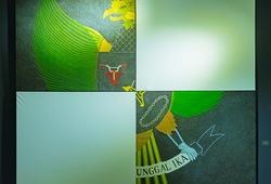Garuda Pancasila Panel 1 & 4