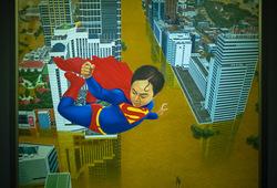 Superboy Inspection (Jakarta Perlu Superhero)