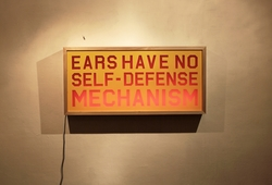 Ears Have No Self-Defense Mechanism
