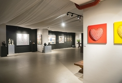 """Agsi Popup Fair"" Installation View #2"