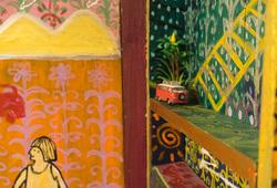 Jumanji Box (Detail View #1)
