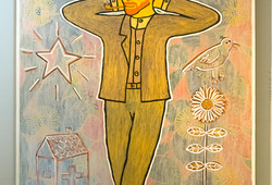 Van Gogh and Wonderland