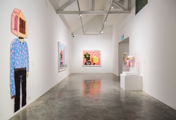 """Allegories & Identities"" Installation View #4"