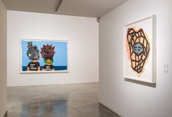 """Allegories & Identities"" Installation View #5"