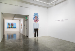 """Allegories & Identities"" Installation View #6"