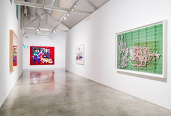 """Allegories & Identities"" Installation View #8"