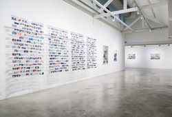 """Allegories & Identities"" Installation View #9"
