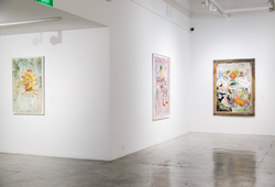 """Allegories & Identities"" Installation View #11"