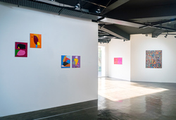 """""""Place of Belonging"""" Installation View #2"""