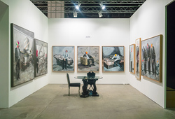 Art Front Gallery at Art Stage Singapore 2018