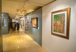 """Sotheby's Hong Kong Spring Sales 2018"" Installation View #4"