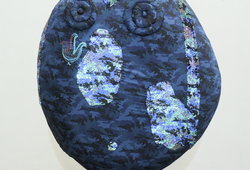 Uncovered Camouflage (Blue Cocoon)
