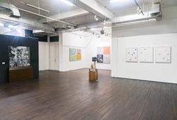 """""""Bricolage"""" Installation View #4"""