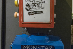 Monstar - Rolling & Motion Comic