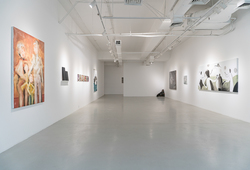"""These Painter's Painters"" Installation View #1"