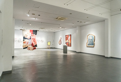 """On Traces"" Installation View #2"