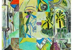Dream (12 panel)
