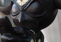 Batmouse Black (Detail View)