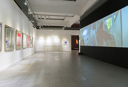 """Social Organism"" Installation View #3"